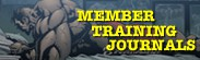 Member Training Journals