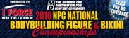 2010 NPC National Bodybuilding, Figure & Bikini Championships
